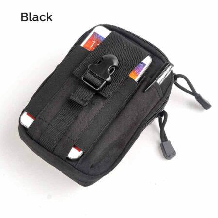 Pen slot Men's Waist Bag Water Resistant