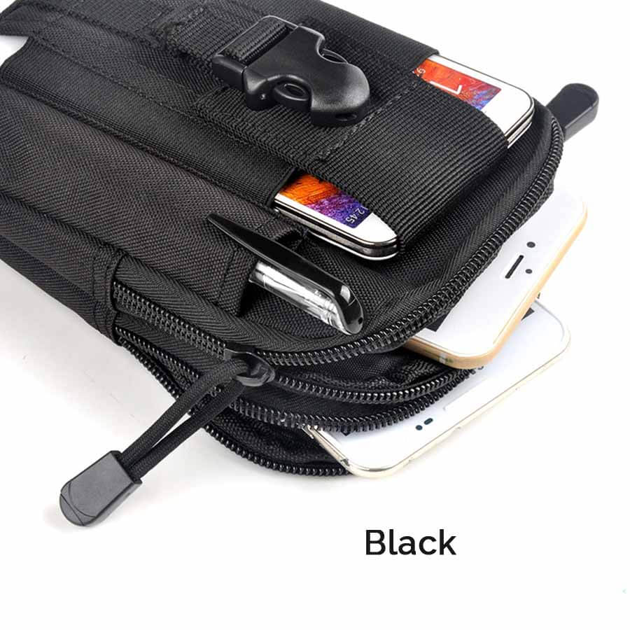Men's Waist Bag Water Resistant