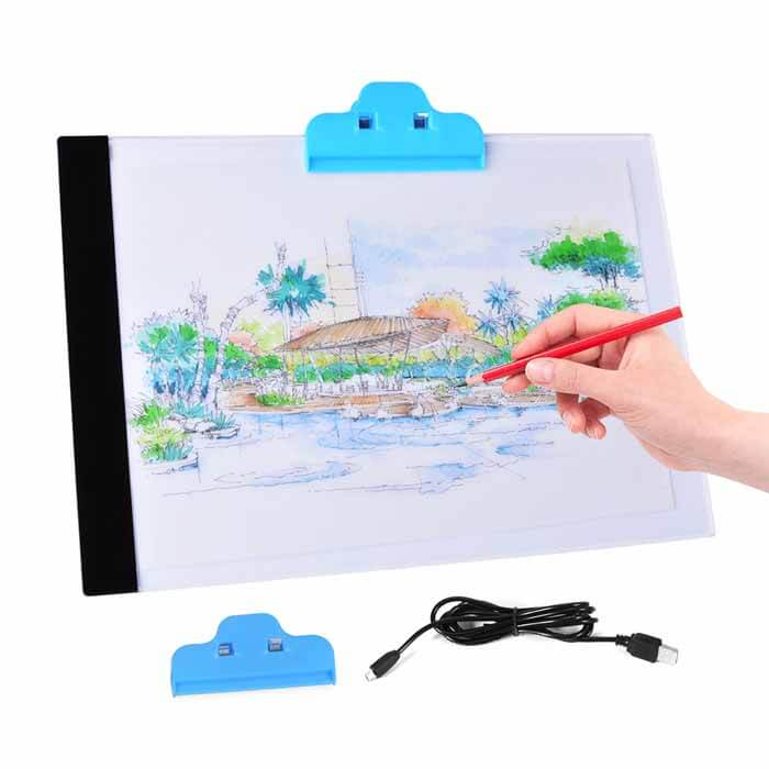 Tracing Pad Led Light A4 Ultra Thin
